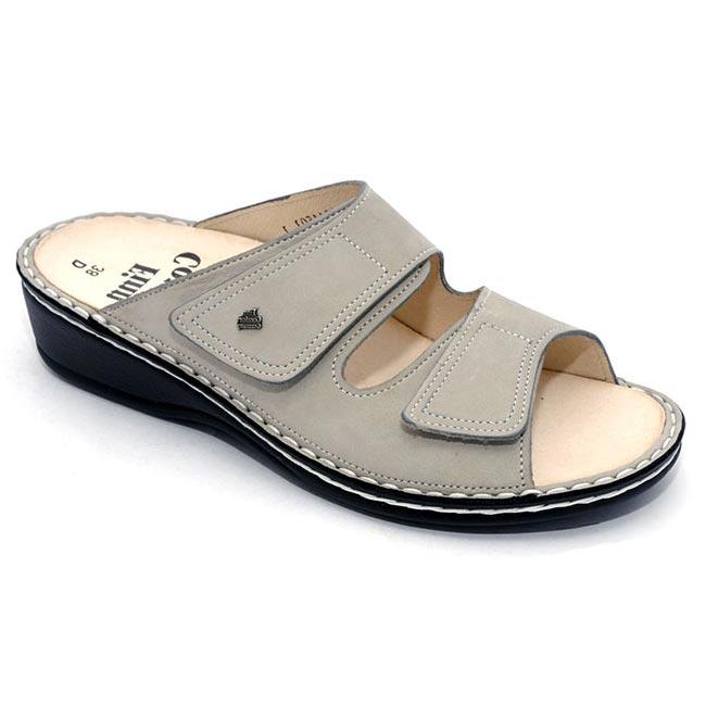 Finn Comfort Jamaica Rock Nubuck Soft Footbed 43