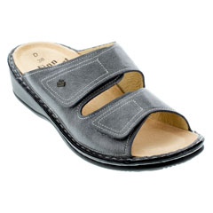 Finn Comfort Jamaica Grey Sandals