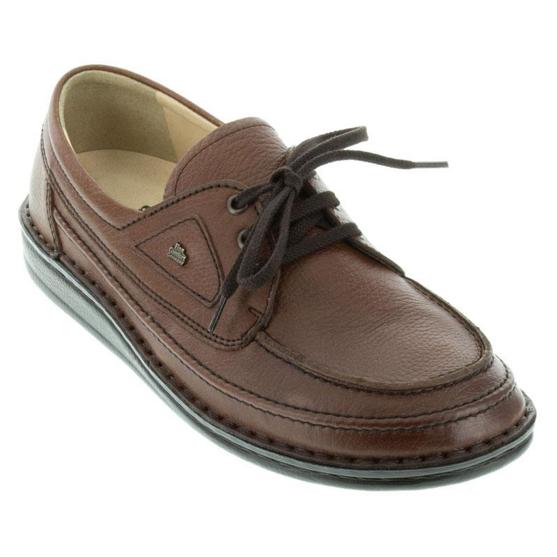 Finn Comfort London Leather Soft Footbed Havana