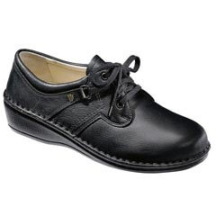 Finn Comfort Prevention Black Shoes