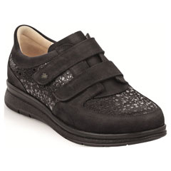 Finn Comfort Reims Black Shoes