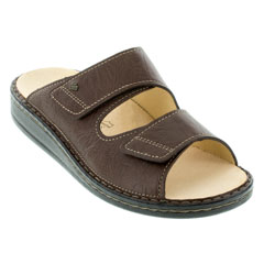 Finn Comfort Riad Brown Sandals