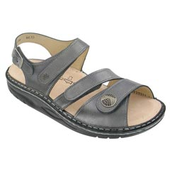 Finn Comfort Tiberias Leather Soft Footbed