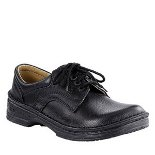 FOOTPRINTS DERBY LEATHER BLACK