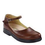 FOOTPRINTS EDEN LEATHER TEAK