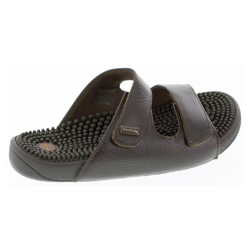 Kenkoh Serenity 2 Dark Brown Massage Sandal right side view