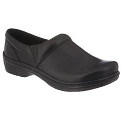 Klogs Mission Smooth Leather Black