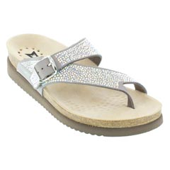Mephisto Helen Light Grey Sandals