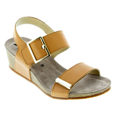 Mephisto Morgana Brandy Sandals
