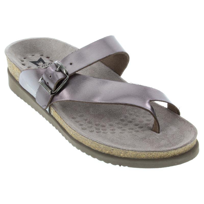 Mephisto Helen Bronze Sandals