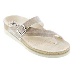 Mephisto Helen Light Sand Sandals