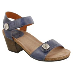 Taos Envy Blue Sandals