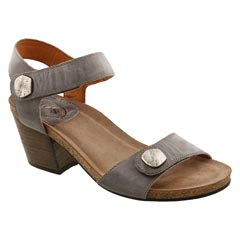 Taos Envy Grey Sandals