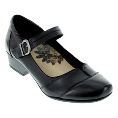 Taos Balance Black Shoes