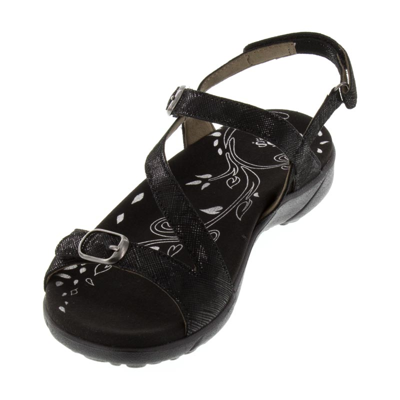 Taos Beauty Black Leather