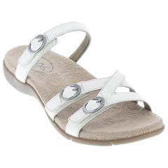 Taos Captive White Sandals