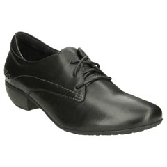 Taos Cobbler Black Shoes