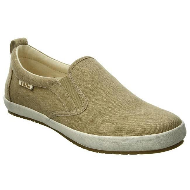 Taos Dandy Khaki Wash Shoes