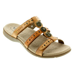 Taos Festive Honey Multi Sandals