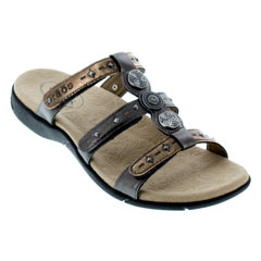 Taos Festive Metallic Multi Sandals
