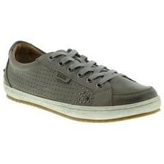 Taos Freedom Leather Grey Shoes