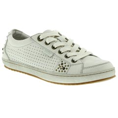 Taos Freedom Leather White