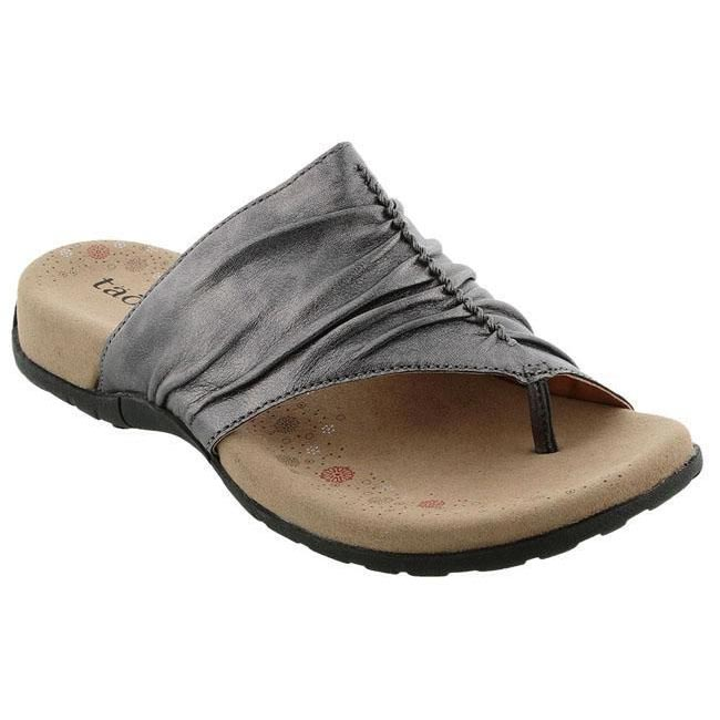 Taos Gift 2 Pewter Sandals