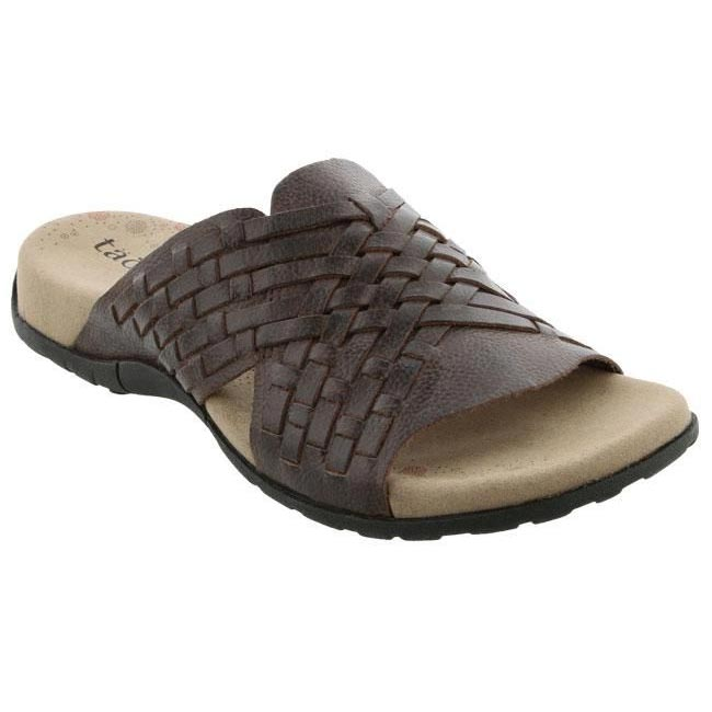 Taos Guru Chocolate Sandals