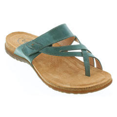 Taos Perfect Teal Sandals
