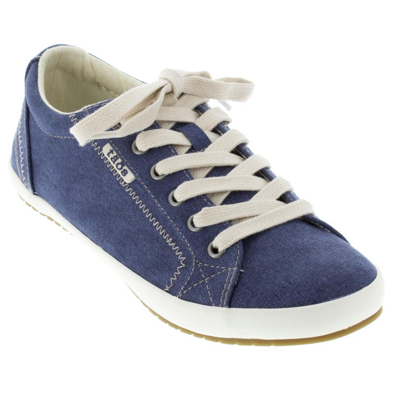 Taos Star Blue Wash Shoes