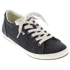 Taos Star Charcoal Wash Shoes