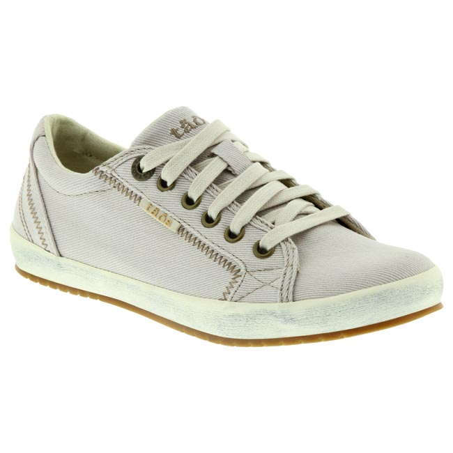 Taos Star Canvas Stone Shoes