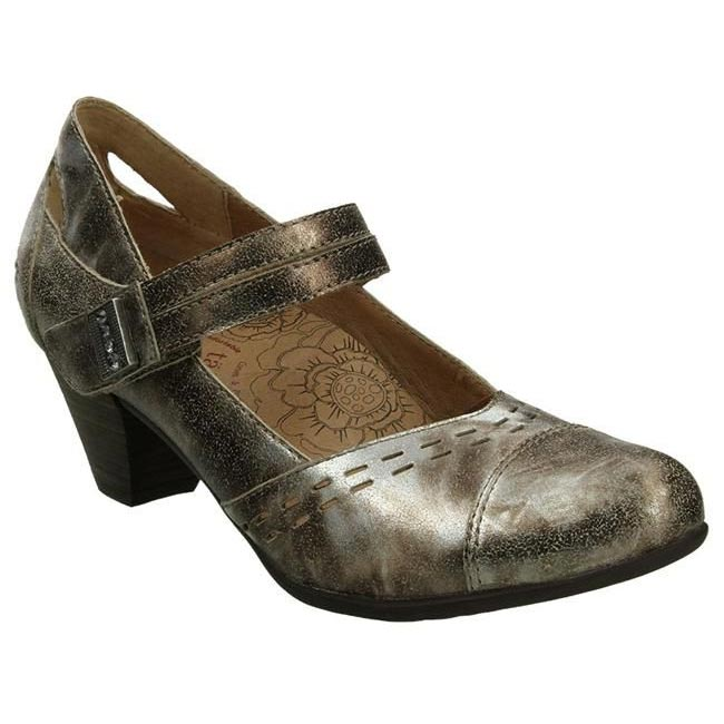 Taos Stunner Silver Shoes