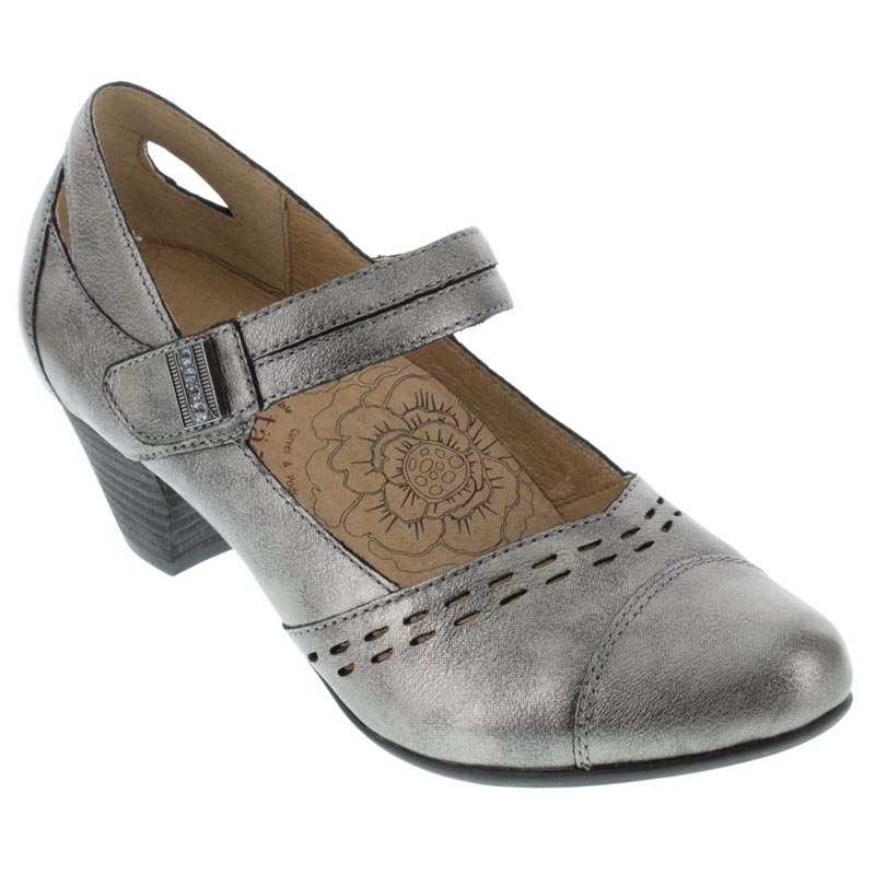 Taos Stunner Pewter Shoes