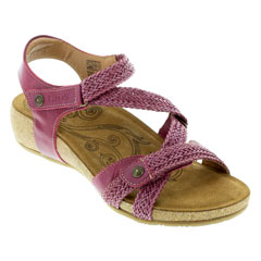 Taos Trulie Rose Sandals