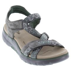 Taos Zen Grey Sandals