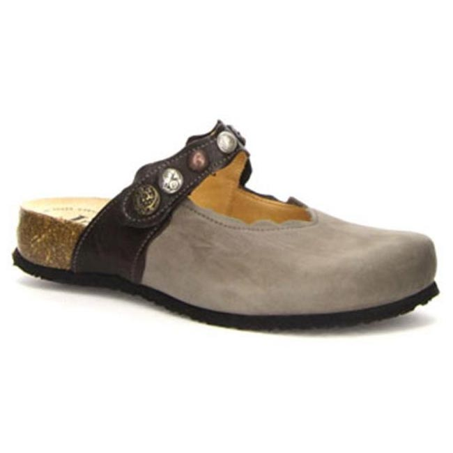 Think Julia Leather Kred Clogs