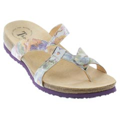 Think Julia Leather Beige Sandals