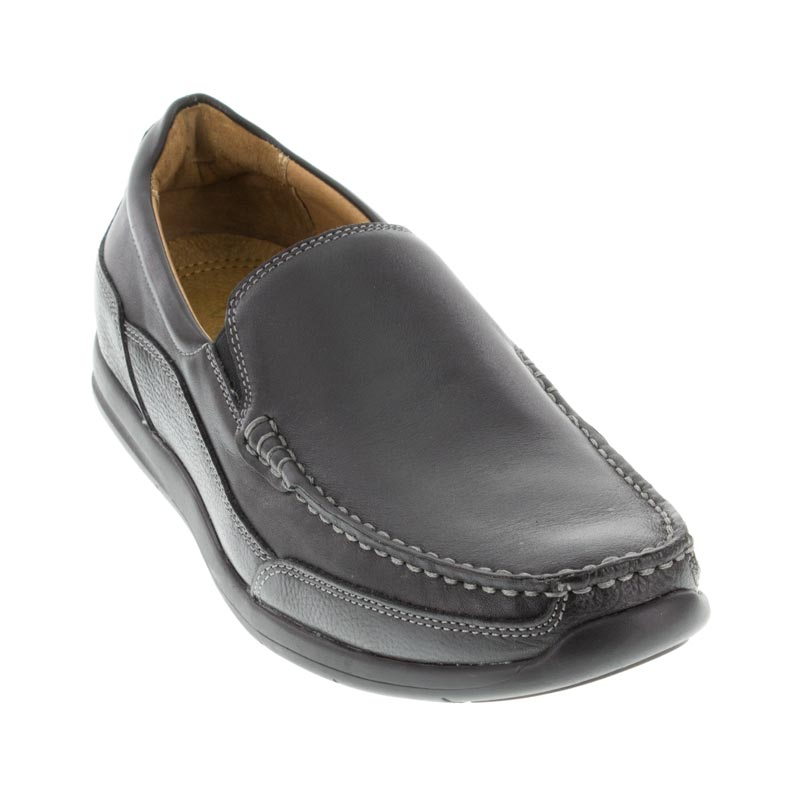 Vionic Preston Black Shoes
