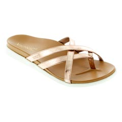 Vionic Daisy Rose Gold Sandals