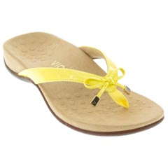 Vionic Bella 2 Yellow Sandals