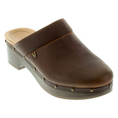 Vionic Kacie Chocolate Clogs