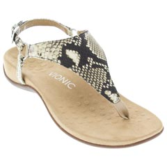 Vionic Kirra Natural Sandals