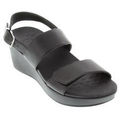 Vionic Lovell Black Sandals