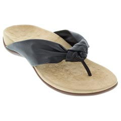 Vionic Pippa Black Sandals