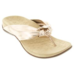 Vionic Pippa Rose Gold Sandals
