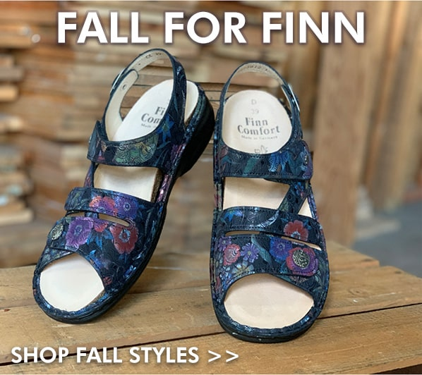 Over 25 NEW Finn Comfort Styles