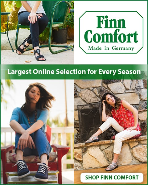 Happy Feet Plus Finn Comfort. Shop Low Prices.