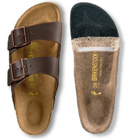Birkenstock Footbed Are Cool