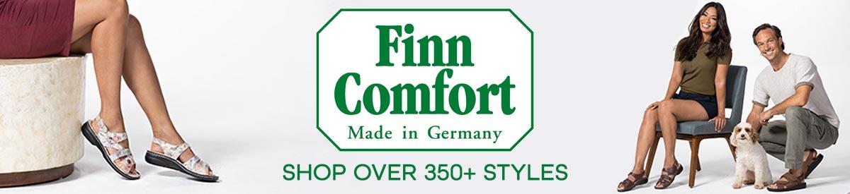 Shop for Finn Comfort footwear - The finest walking shoes on Earth